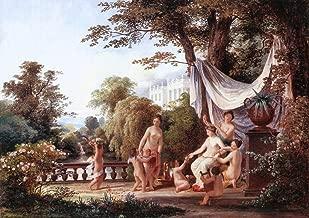 The Toilet of Venus by Karoly Marko The Elder - 21