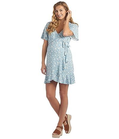Everly Grey Kristi Maternity/Nursing Dress