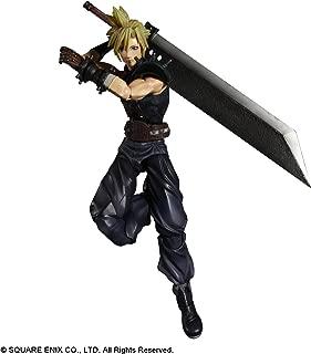 Square Enix Dissidia Final Fantasy Cloud Strife Play Arts Kai Action Figure