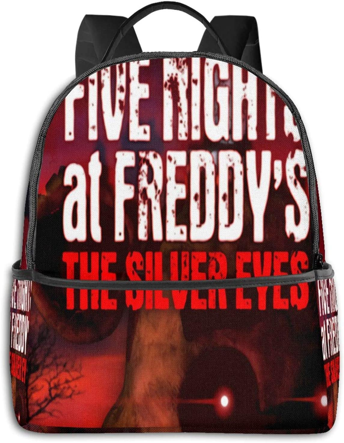 Max 65% OFF Online limited product Zhengyu Five Nights at Freddy's Travel Classic Waterpro Backpack