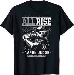 Aaron Judge - All Rise !! T-Shirt - Apparel