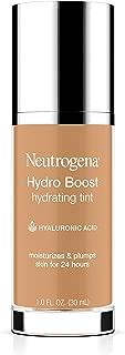 neutrogena hydro boost tint honey