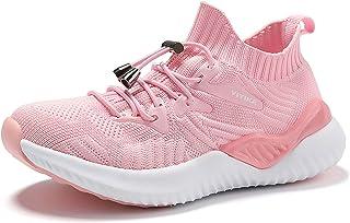 Garçon Fille Chaussures de Sport pour Femmes Sneakers Fitness Plein MultisportsRunning Compétition Entraînement