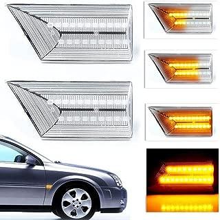 SANON 2 piezas de luz de tira led para coche drl luz de se/ñal secuencial impermeable a prueba de luz tubo de tira de coche luz de coche luces diurnas flexibles 30 cm