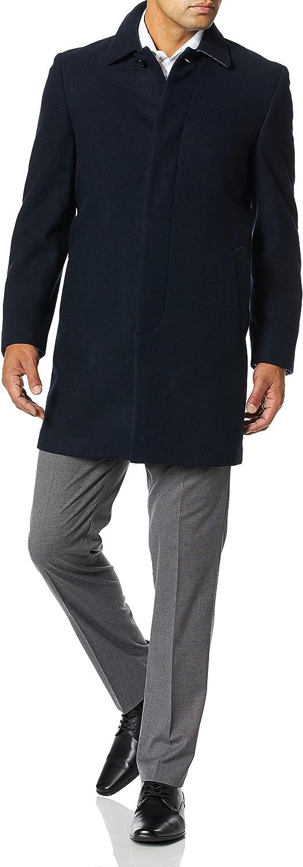 HART SCHAFFNER MARX mens Wool Blend Coat