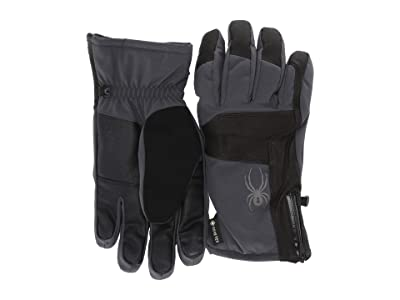 Spyder B. A. Gore-Tex (Ebony) Extreme Cold Weather Gloves