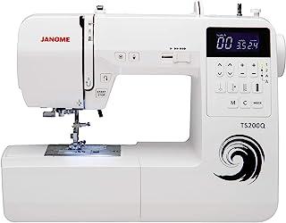 Janome TS200Q Sewing Machine, White