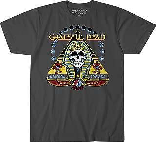 Grateful Dead Egypt 1978 Short Sleeve T-Shirt