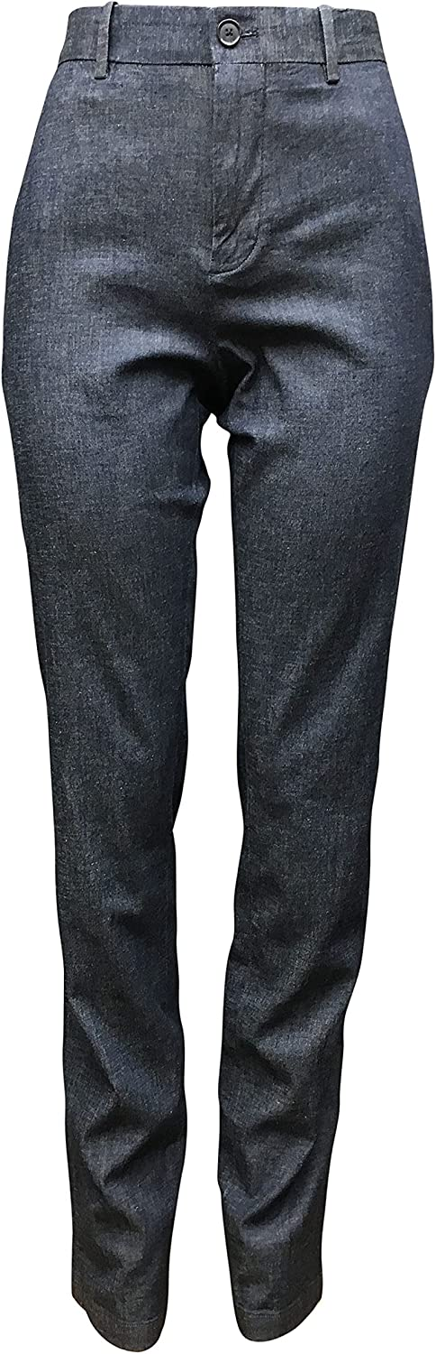 Perry Ellis Men's Tall Size Stretch Solid Linen Dress Pant