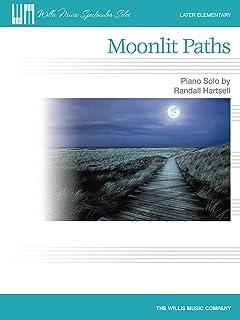 Moonlit Paths - Piano - SHEET