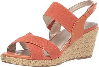 Bandolino Women's Hearsay Wedge Sandal