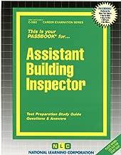 Assistant Building Inspector(Passbooks) (Career Examination Passbooks)