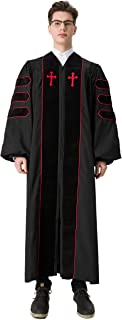 doctoral bars for clergy robes