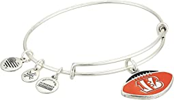 Color Infusion Cincinnati Bengals Football II Bangle