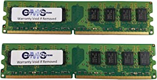 2Gb (2X1Gb) Memory Ram Compatible with Dell Poweredge 860 Ddr2 EccNR For Servers Only By CMS B70
