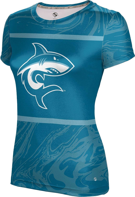ProSphere Hawaii Pacific University Girls' Performance T-Shirt (Ripple)