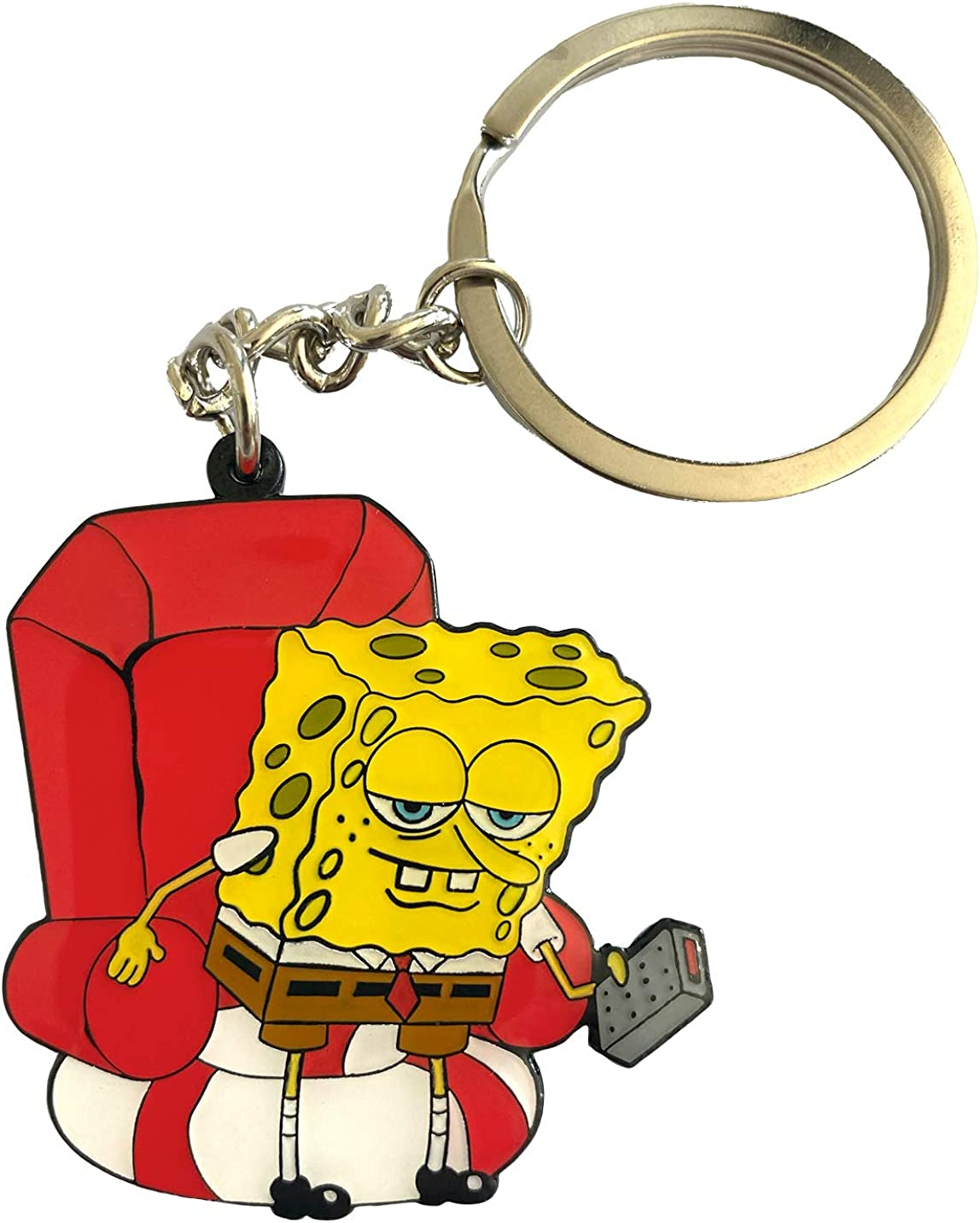 Ight Imma Selling Head Out. - Squarepants SpongeBob Keychain All stores are sold