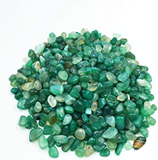 Best green agate tumbled Reviews