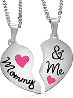 Best heart necklace for little girl Reviews