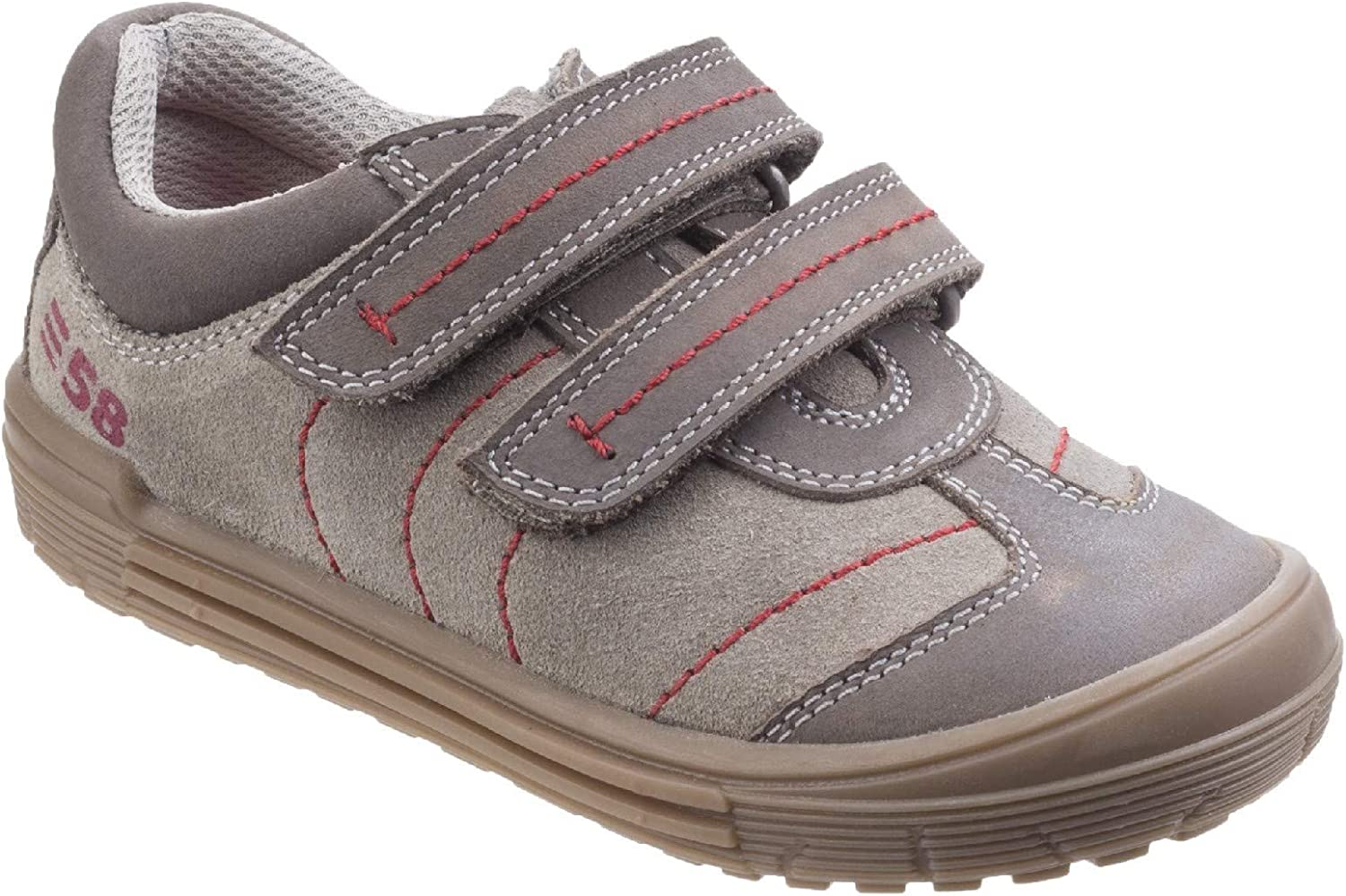 Hush Puppies Womens Finn Touch Fastening shoes Taupe Size UK 8 EU 25.5
