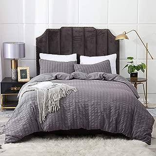 Best grey duvet comforter Reviews