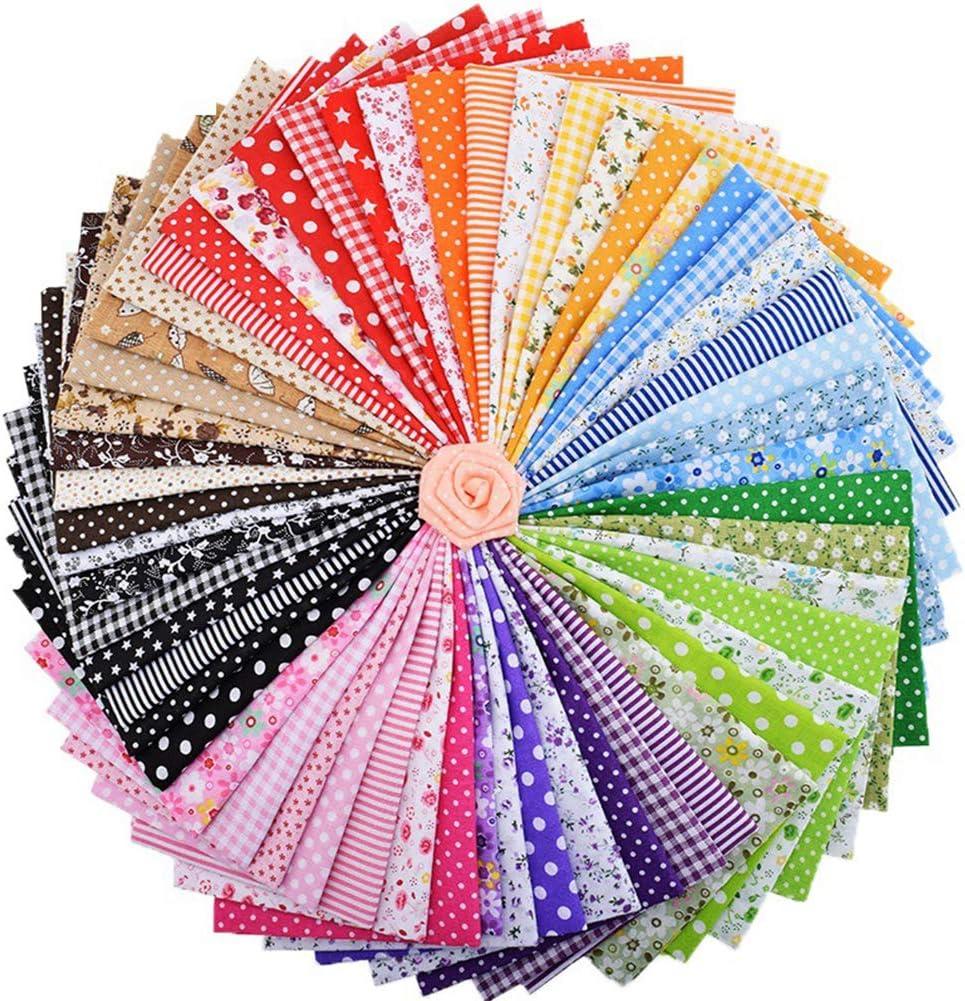 ZGXY Fabric 56 pcs lot Top 25cm 9.8