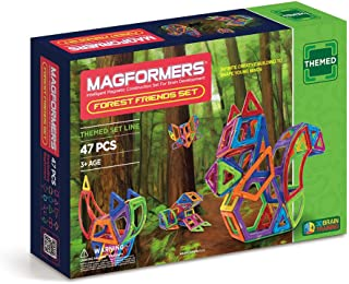 Magformers Forest Friends Set (47-pieces) 1 Assorted