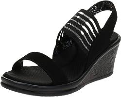 Skechers Rumblers Sci-fi womens Wedge Sandal