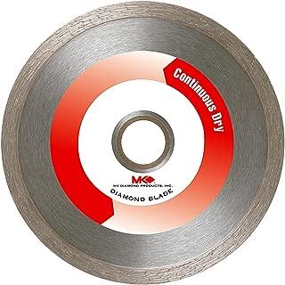 MK Diamond 158710 6-Inch Dry Premium Grade Core Bits for Masonry