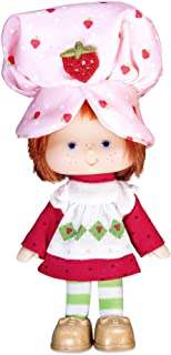 """Strawberry Shortcake Retro Classic Doll, 6"""", Holiday Gift for 3 Years Old and Up, Styles May Vary"""