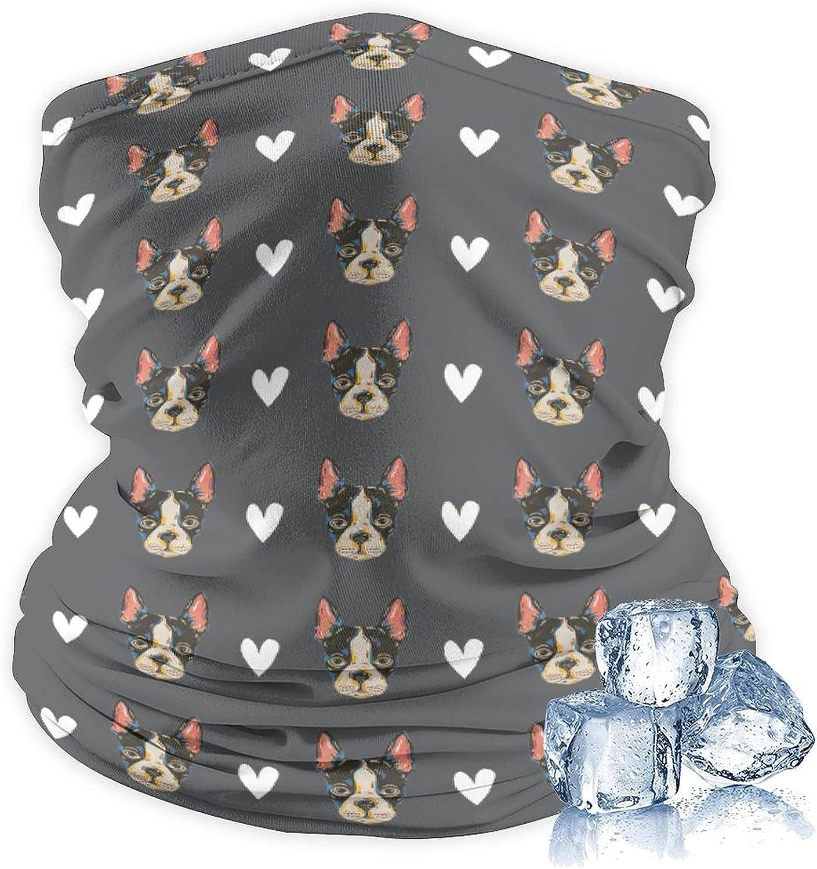 Unisex Neck Gaiter UPF 50 Face Cover Durable Variety Headscarf Bandana Scarf