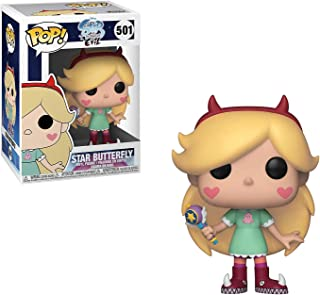 FunkoPOP Star vs The Forces of Evil: Star Butterfly (Bundled with Pop Box Protector Case)