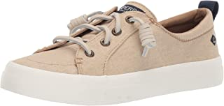 Sperry Womens Crest Vibe Washed Linen