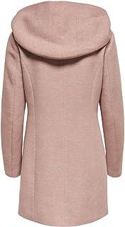Only Onlsedona Light Coat Otw Noos Abrigo para Mujer