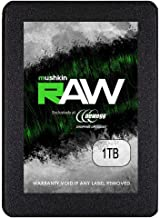 """Mushkin 1TB Enhanced RAW Series 2.5"""" SATA III 3D TLC Internal Solid State Drive (SSD) MKNSSDRW1TB"""