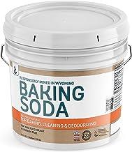 Baking Soda (1 Gallon) Aluminum Free, Food & USP Grade, Cooking, Baking, Cleaning & More