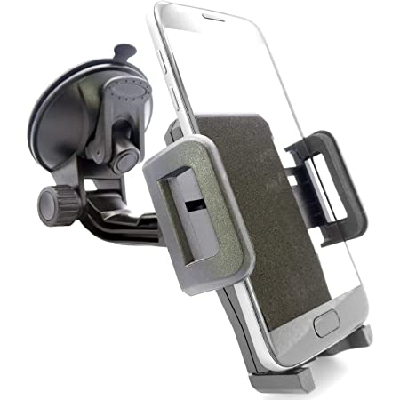 Universal Handyhalterung Autoscheibe Saugnapf Scheibe Elektronik