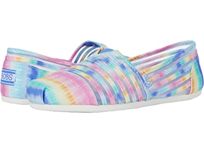 BOBS from SKECHERS Bobs Plush Sunset Feels (Pink Multi) Women