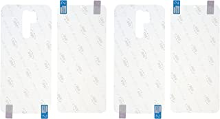 360 Degrees Full Cover Gelatin Screen Protector for Xiaomi Redmi 9, 6.53 inches, Pack of 2 - Clear