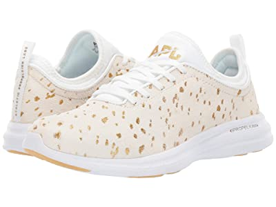 Athletic Propulsion Labs (APL) Phantom (Cream/Gold) Women