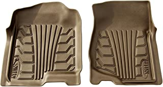 Lund 283001-T Catch-It Vinyl Tan Front Seat Floor Mat - Set of 2