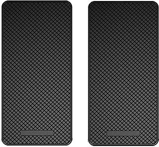 rutschfeste Gummimatten f/ür Auto Auto-Matte gro/ß 20 x 14 cm MeetRade Anti-Rutsch-Gel Pads Armaturenbrett klebrige Gel-Pad Silikon