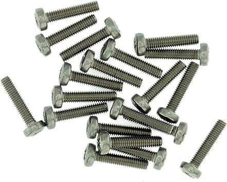 Pozi Pan Machine/® paquete de 20 1,6 mm x 2 mm M1.6 A2 Perno - Acero inoxidable