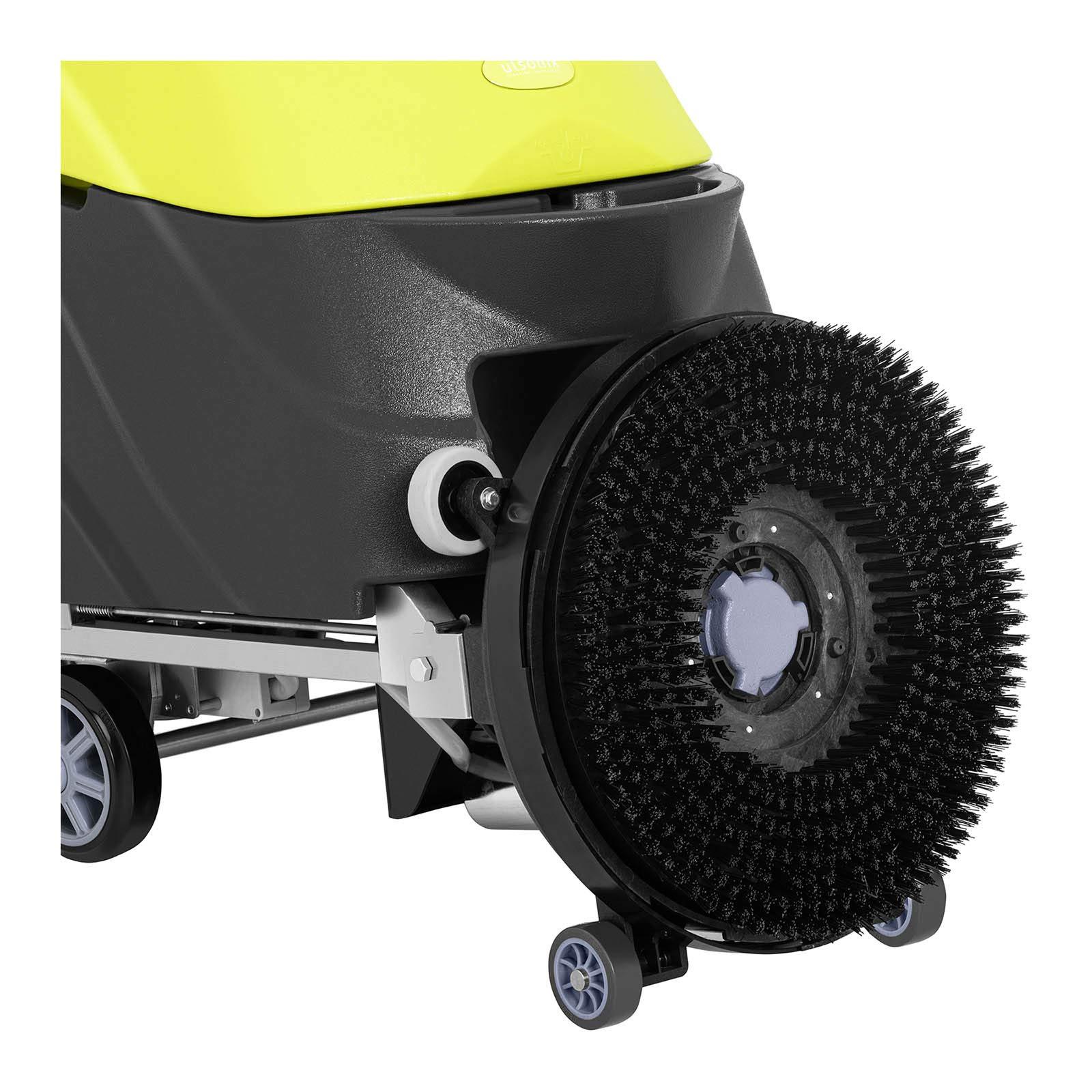 ulsonix Fregadora Aspiradora Industrial Fregador De Suelos TOPCLEAN 1600 (Ruedas de poliuretano, Potencia 1.600 W, Cepillo de Ø 45,5 cm, Área máx.: 1.600 m2/h): Amazon.es: Bricolaje y herramientas