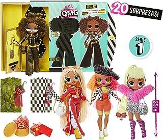 L.O.L Surprise - OMG Muñecas Fashion (Giochi Preziosi