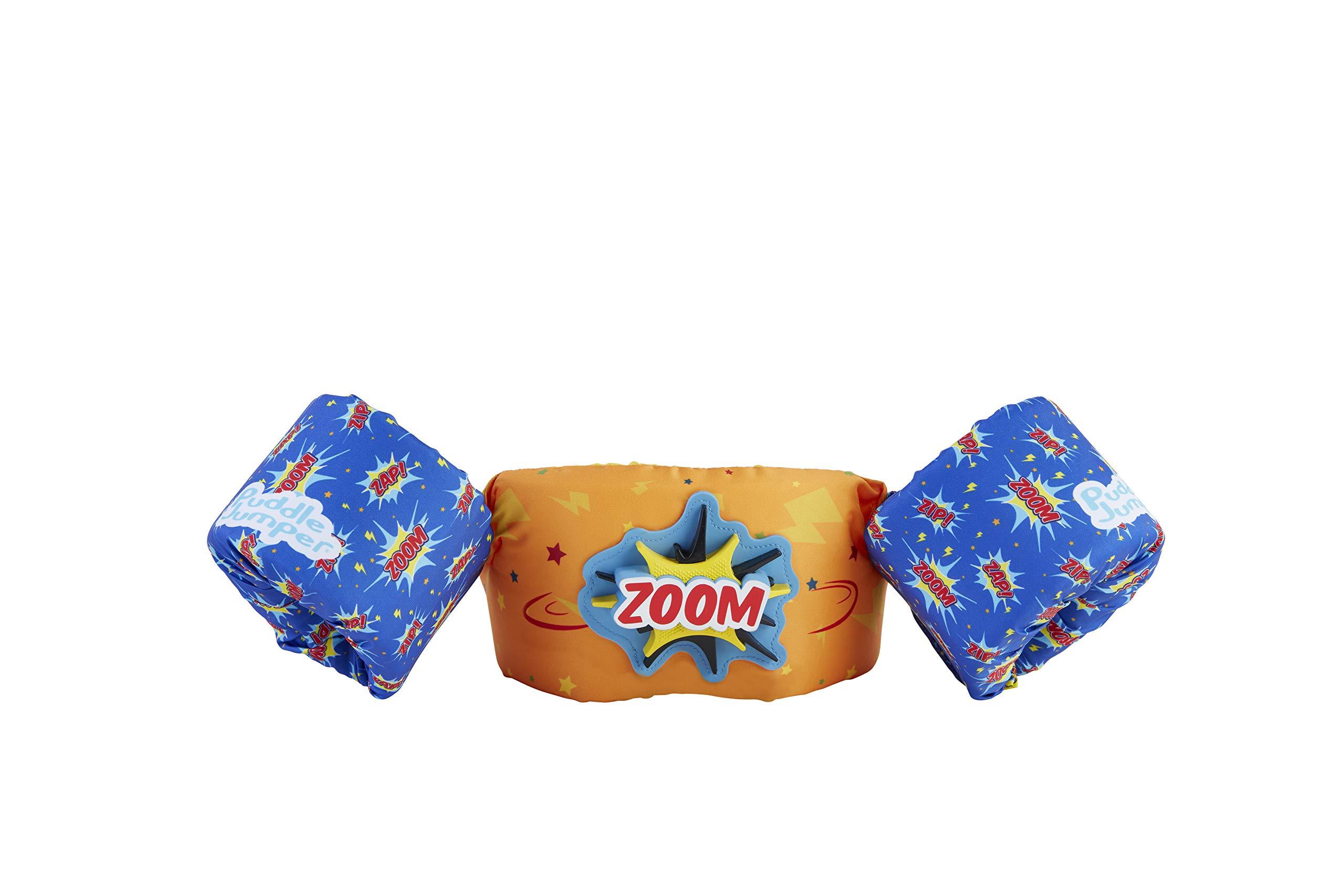Zoom Deluxe 3D Life Vest for Children Stearns Original Puddle Jumper Kids Life Jacket