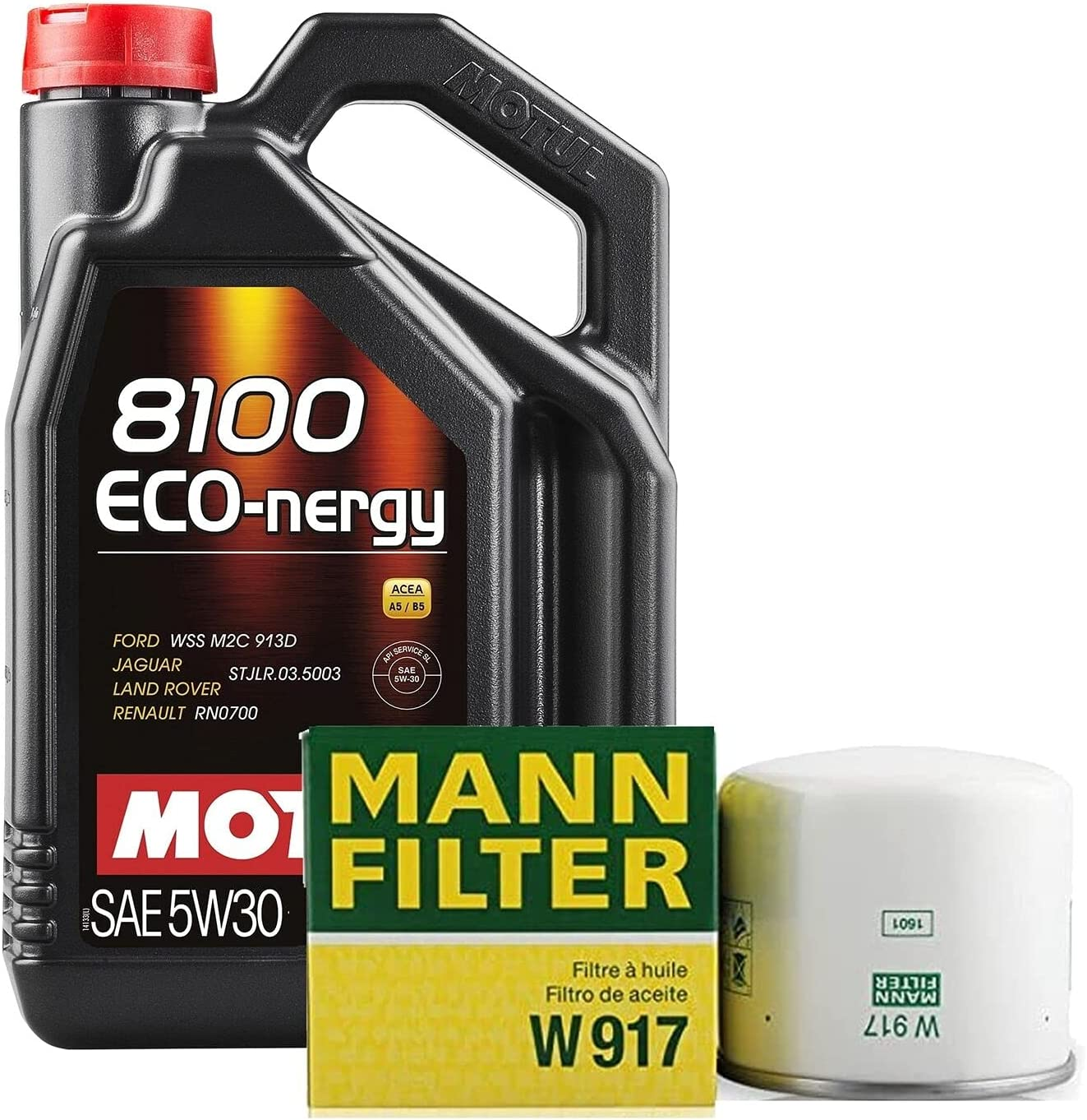 5L cheap 8100 ECONERGY 5W30 Filter Motor Oil wit Compatible Change Trust kit