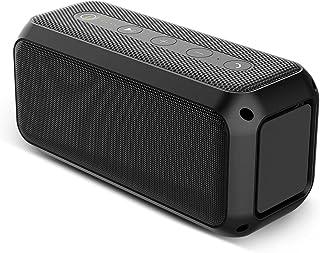$142 » Odekai Bluetooth Speaker,Speaker Outdoor, 20W Bluetooth Speaker Crystal Clear Stereo Sound, Rich Bass, IPX5 Waterproof,Blu...
