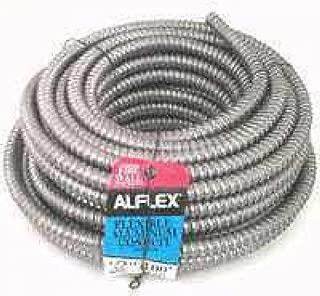 Southwire Fo3750050m Aluminum Flex Conduit, 3/8