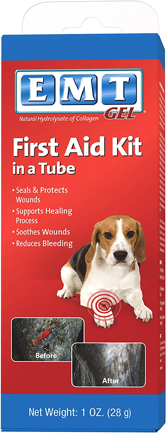 Popular products PetAg EMT Gel First Aid Kit for Hydrol Care Purchase - Dog Contains Wound